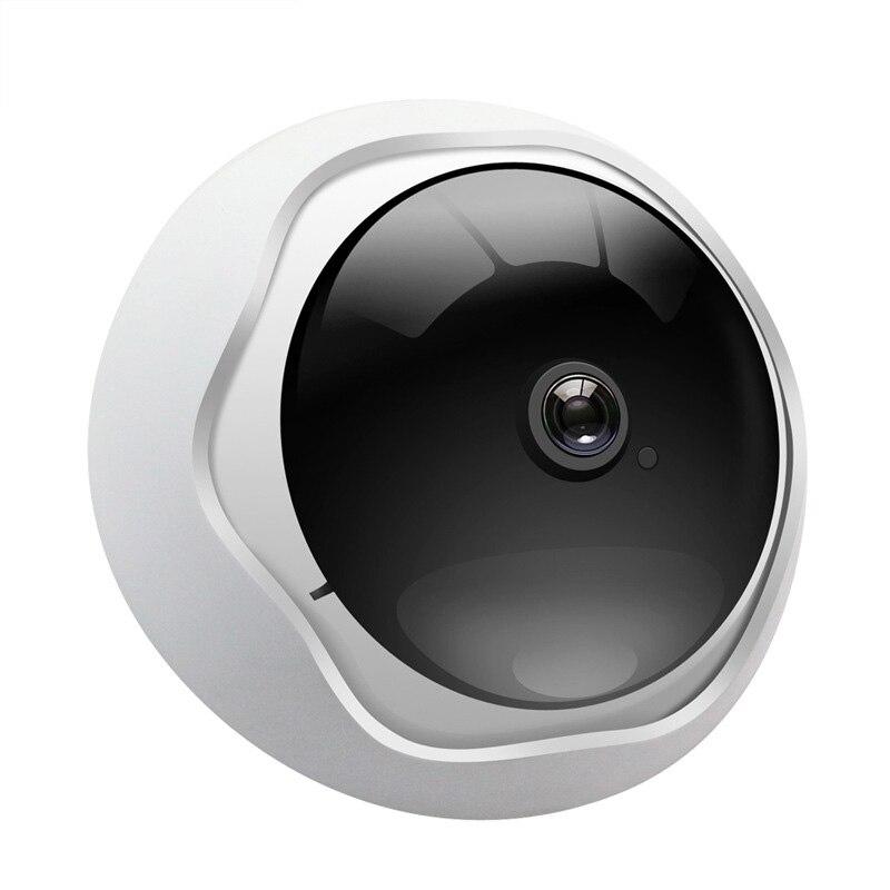 5Mp Xm 360 Degre caméra panoramique Ip réseau sans fil Wifi Fisheye sécurité Ip caméra intégrée micro Wifi caméra Us Plug