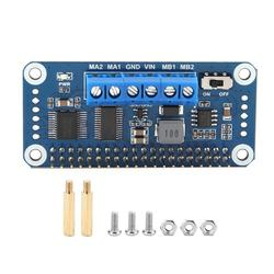 2-Way DC Motor Driver Board PWM Dual H-Bridge I2C Interface for Raspberry Pi