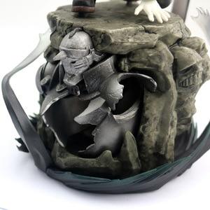 Image 4 - Edward Elric Fullmetal alchimiste Alphonse Elric figurine japonais Anime PVC adulte figurines jouets figurines danime jouet