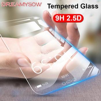 Dreamysow Anti-Explosión de vidrio templado para Nokia X7 7,1 X6 2018 5 6 2 2018 Nokia 5,1 3,1 Más 2,1 de 2018 Protector de pantalla película