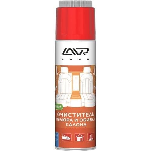 все цены на Foam cleaner velour and trim interior deep cleaning LAVR, 650 ml онлайн