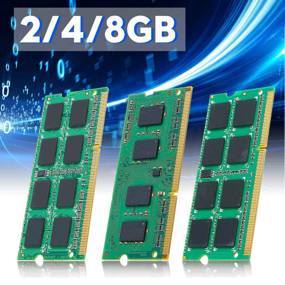 <font><b>8GB</b></font> 4GB 2GB Laptop <font><b>Notebook</b></font> Memory For Ram <font><b>DDR3</b></font> <font><b>1600</b></font> PC3-12800 1600MHZ 1.5V 204PIN SO-DIMM LOT image