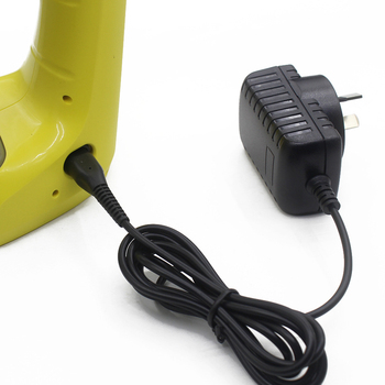 Adapter Convenient Lead Long Life Plug Overcharge Protection Battery Charger Power Supply for Karcher WV Vacuum Cleaners
