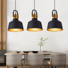 Светодиодный обеденный шнур droplight Люстра с E27/E26 светодиодные лампы для гостиной дома потолочные подвесные светильники