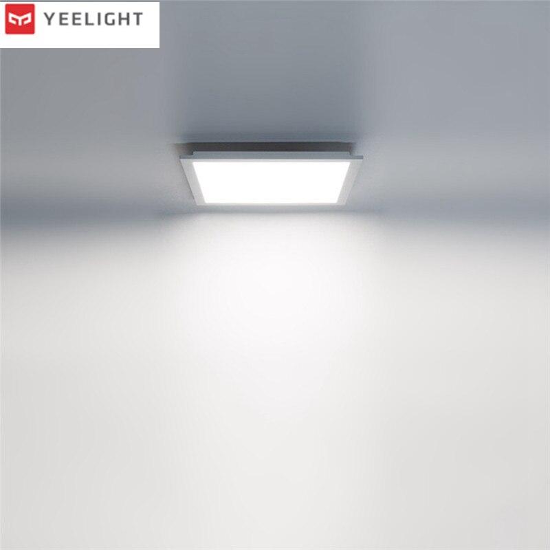XIAOMI Yeelight Ultra Mince LED Panneau Lumineux Au Plafond Downlight Antipoussière LED Panneau Lumière 30x30 cm/30 x 60 cm AC220-240V