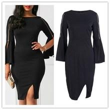 af7910083 Compra vestidos de colores bandage y disfruta del envío gratuito en  AliExpress.com