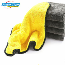 3PCS/Lot Car Wash Towel High Quality Microfiber Cleaning Drying Cloth Hemming Care Detailing Tool