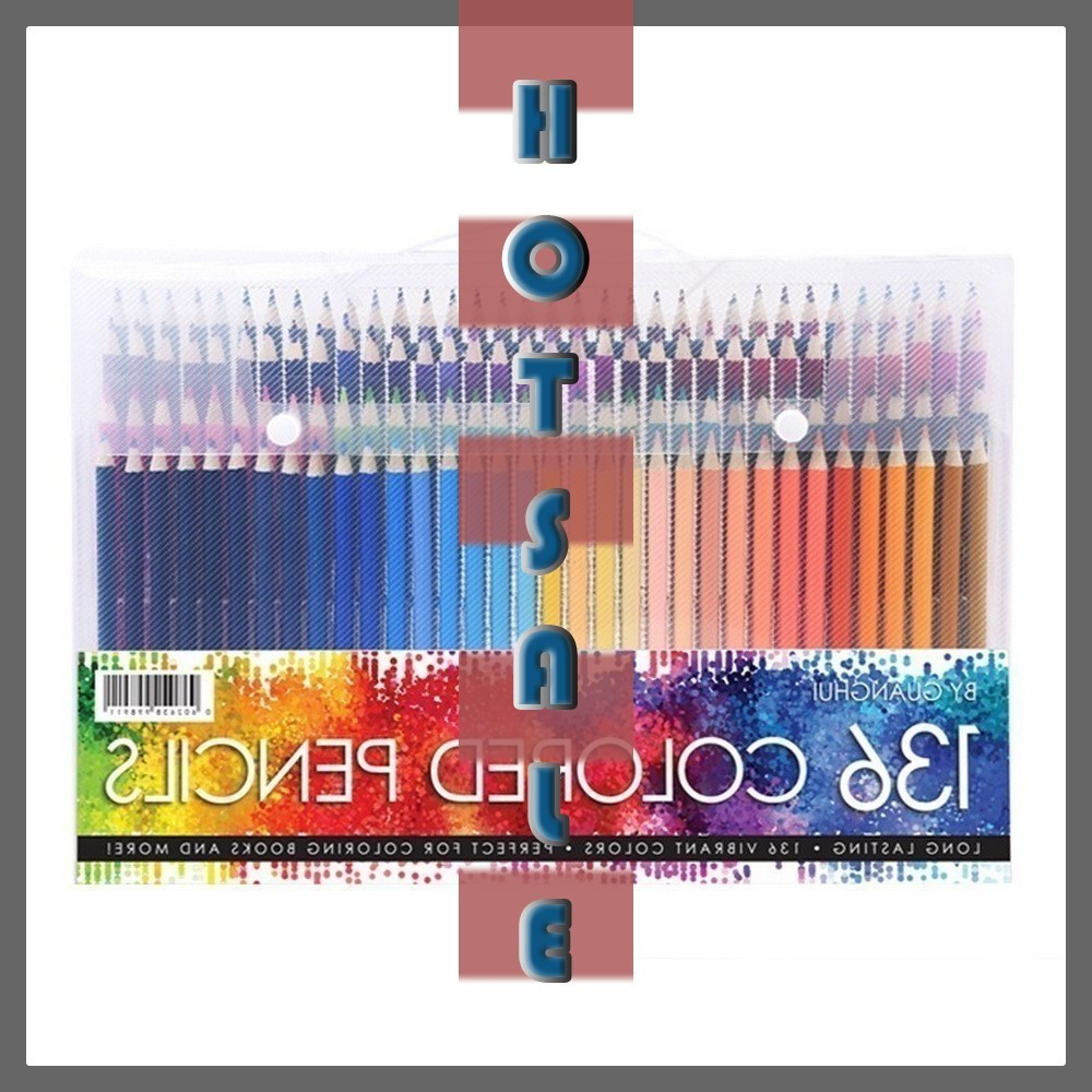 On Sale SYU Genuine 136 oily color pencil painting products logs creative pencils environmental safety school supplies NOT durable genuine 136 oily color pencil painting products logs creative pencils environmental safety school supplies not