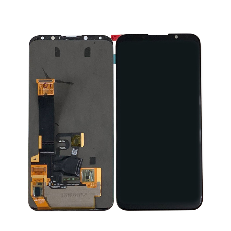 "Image 3 - Original For 6.0"" Meizu 16X 16 X M872Q Axisinternational AMOLED LCD Screen Display+Touch Panel Digitizer For 16X M872H Display-in Mobile Phone LCD Screens from Cellphones & Telecommunications"