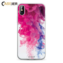 Caseier Phone Case untuk Samsung Galaxy Note 9 8 S10 S10E S9 S8 Plus Marmer Case untuk Samsung J7 J5 j3 A5 A7 A8 A9 2017 Funda Coque(China)