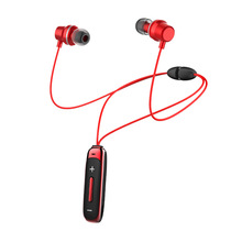 Bluetooth Headset Intelligence Magnet Waterproof Stereo Wireless earphone withmic sport bluetooth