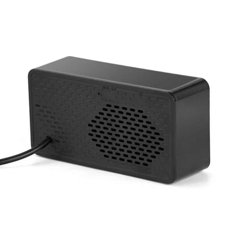 Speaker USB Speaker Komputer Plug & Play Portable Speaker Double Horn 3W Output Cocok untuk Usb2.0 dan Di Atas untuk PC Laptop