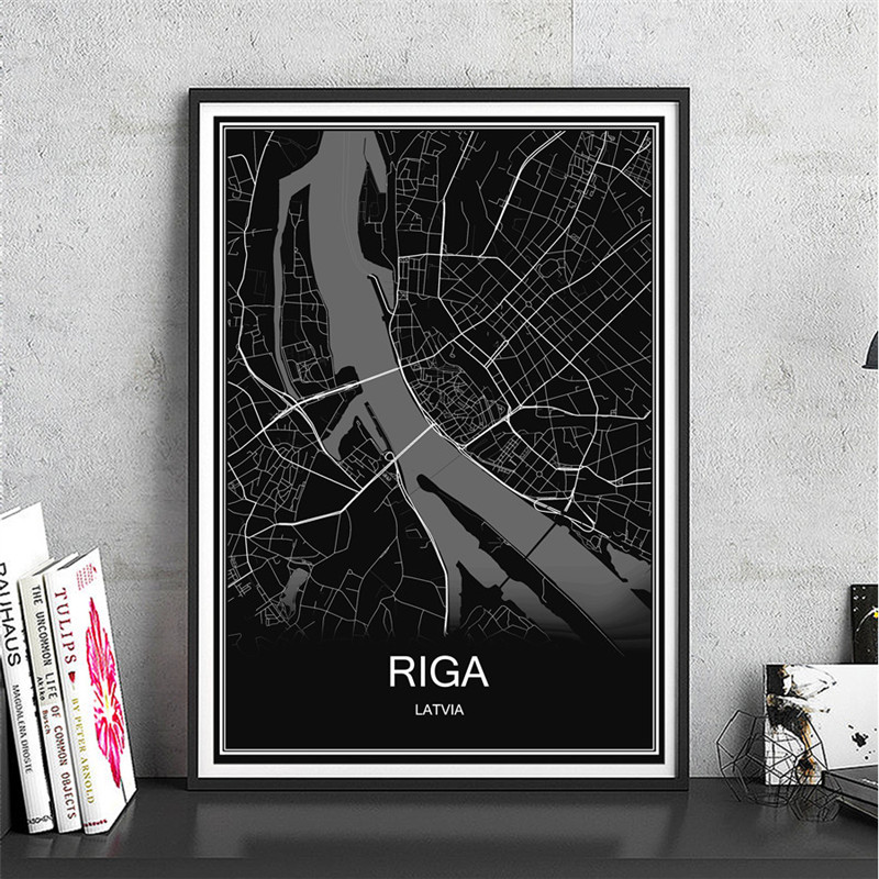 US $1.97 |Hot sale RIGA oil painting World map Abstract print picture on world maps history, world maps religion, old world map sale, world maps france, world maps software, world map globe sale, world maps games, world maps art, world maps furniture, world maps books,