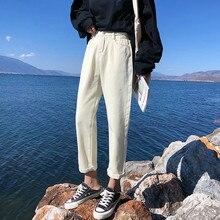 Vintage High Waist Female Boyfriend Jeans For Women Denim Pants Loose Straight Jeans Woman Jeans Mujer Femme