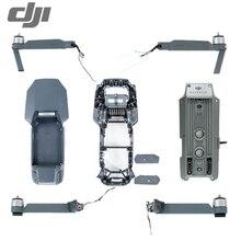 Запчасти для DJI Mavic Pro, Корпус Корпуса, левый и правый, передний и задний мотор, ножка для камеры, карданный кронштейн, сигнальный плоский кабель, аксессуары