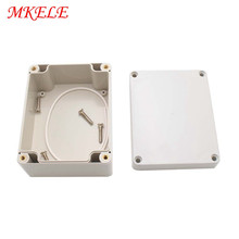Waterproof Box 115x90x55mm Electronics Enclosures Material Project Box For Outdoor Electrical Box Plastic Junction Box Hot Sale цены