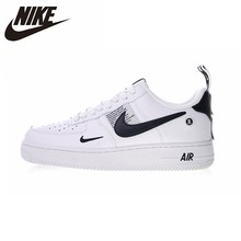 Nike Air Force 1 Official New Arrival Breathable Utility Men Running Shoes Low Comfortable Sneakers #AJ7747 2018 new arrival official hot sale asics fuzex rush men s breathable cushion running shoes sports shoes sneakers shoes hongniu