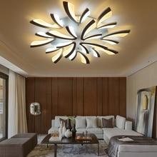 цены Modern Led Ceiling Lamp Chandelier Lighting Living Room Bedroom Hanging Lamp Home HangLamp Luminaire Lustre Kitchen Fixtures