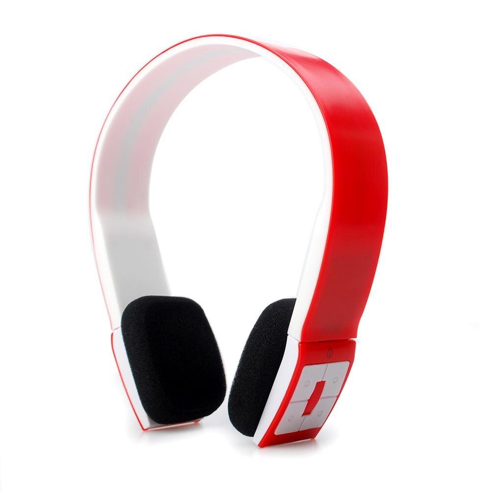 Wireless Foldable design Stereo Bluetooth Handsfree Headphone Headset Earphone for Phone Tablet
