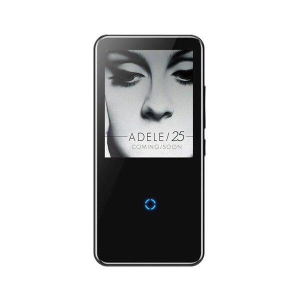 Bluetooth4.1 MP3 Joueur Avec Haut-Parleur 2.4 Pouces Écran Sonore Sans Perte Support Lecteur Vidéo FM, L'enregistrement TXT, Vidéo, Film, Alarme Cl