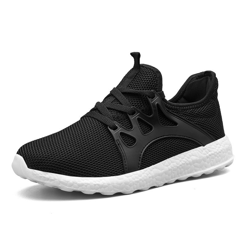 Men's Shoes Radient 2019 Hot For Men Comfortable Lightweight Boots Male Sneakers Zapatillas De Deporte Fashion Casual Shoes High Quality Ankle Boots Shoes