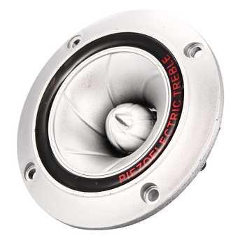 80*80mm Piezo Horn Speaker Tweeter 30KHZ Piezoelectric Head Driver Loudspeaker Treble 100W Circle Piezo Loudspeakers