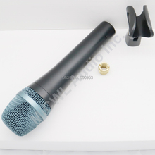 Top Quality Heavy Body E945 Professional Dynamic Super Cardioid Vocal Wired Microphone E 945 microfone microfono Mic Free Ship