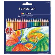 Цветные карандаши Noris club, 24 цв., Staedtler