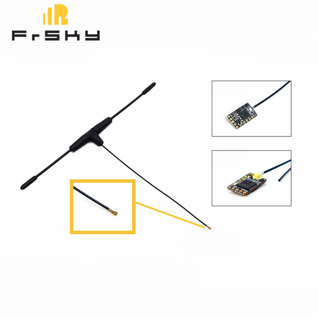 US $4 74 5% OFF|Original FrSky 868MHz Dipole Receiver FPV Antenna for LBT  Version RC Drone Quadcopter Spare Parts Accessories-in Parts & Accessories
