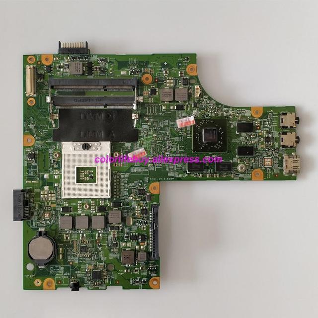 Oryginalne CN 052F31 052F31 52F31 48.4HH01.011 HM57 HD5650 1 GB Laptop płyta główna płyta główna dla Dell Insprion 15R N5010 Notebook PC