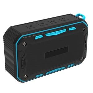 Image 4 - 屋外スピーカー防水新パターン屋外ポータブル Bluetooth ワイヤレススピーカーボックスプラグインカードオーディオ