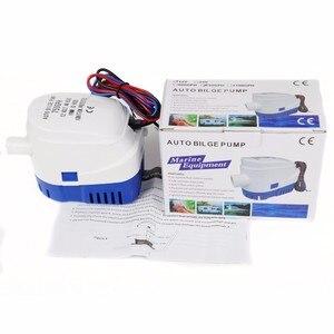 Image 2 - Автоматический погружной Электрический водяной насос, 750gph 1100gph 12 В 24 В