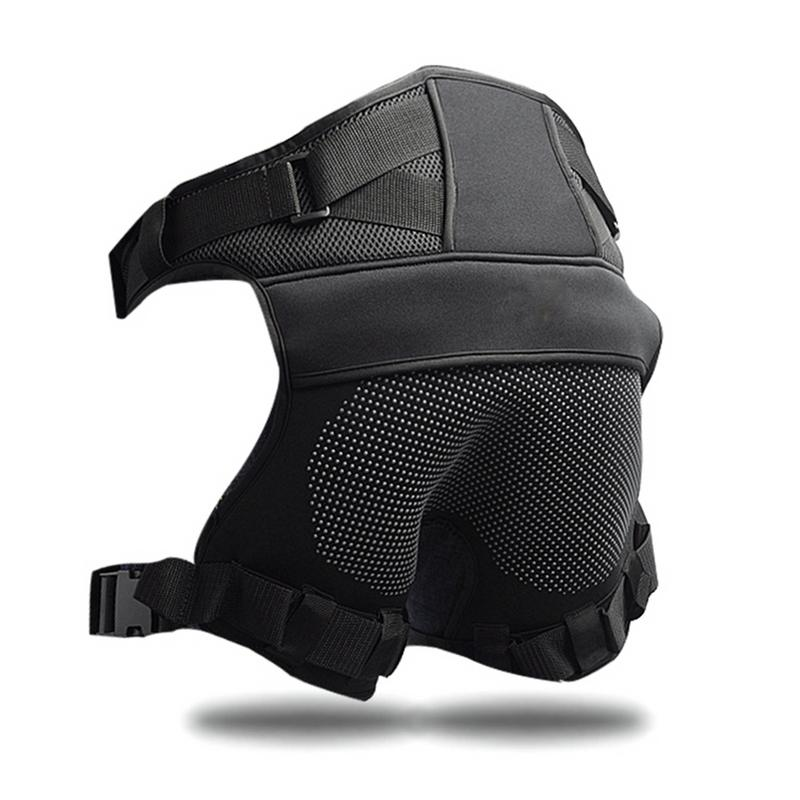 Moisture Proof Fishing Seat Cushion Outdoor Waterproof Seat New Soft Light Comfortable 100% Cotton Black Suit For Sea Rock Fish