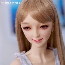 دمى OUENEIFS BJD SD سوبيا هامين 1/3 نموذج جسم بنات أولاد ألعاب عالية الجودة لمتجر أشكال من الراتنج عيون مجانية