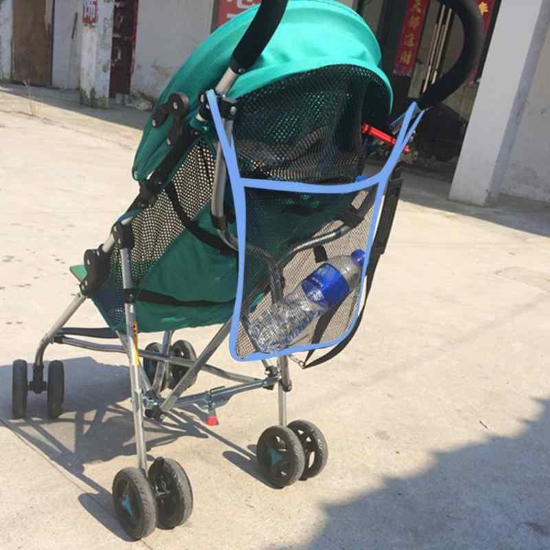 Hot ขายกระเป๋าสตางค์เด็กทารกรถเข็นเด็กถุงตาข่าย Net BB รถอุปกรณ์เสริม Fast จัดส่ง Buggies