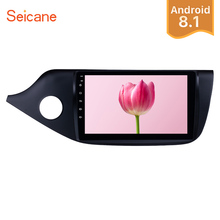 Seicane 2Din Car Radio Android 8.1 9 GPS Multimedia Player For 2012 2013 2014 Kia Ceed LHD Touchscreen Backup camera Digital TV