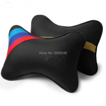Car Seat Neck Pillow Memory Headrest for palio fiat hyundai i30 mini cooper new civic volkswagen gol focus hb20 gol ford polo 9n image