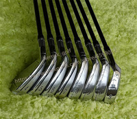 Golf Clubs 2018 Model M4 Iron Set M4 Irons M4 Golf Irons 4 9PS(8PCS) R/S Flex Steel/Graphite Shaft With Head Cover
