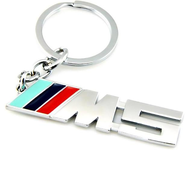 Fashion Metal Car Logo Key Ring Keyring Keychain Key Chain Car
