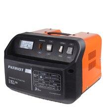 Устройство зарядное PATRIOT BCT-50 Boost (Напряжение зарядки 12/24В, Потребляемая мощность 1200Вт, Емкость аккумулятора 170-350 Ач)