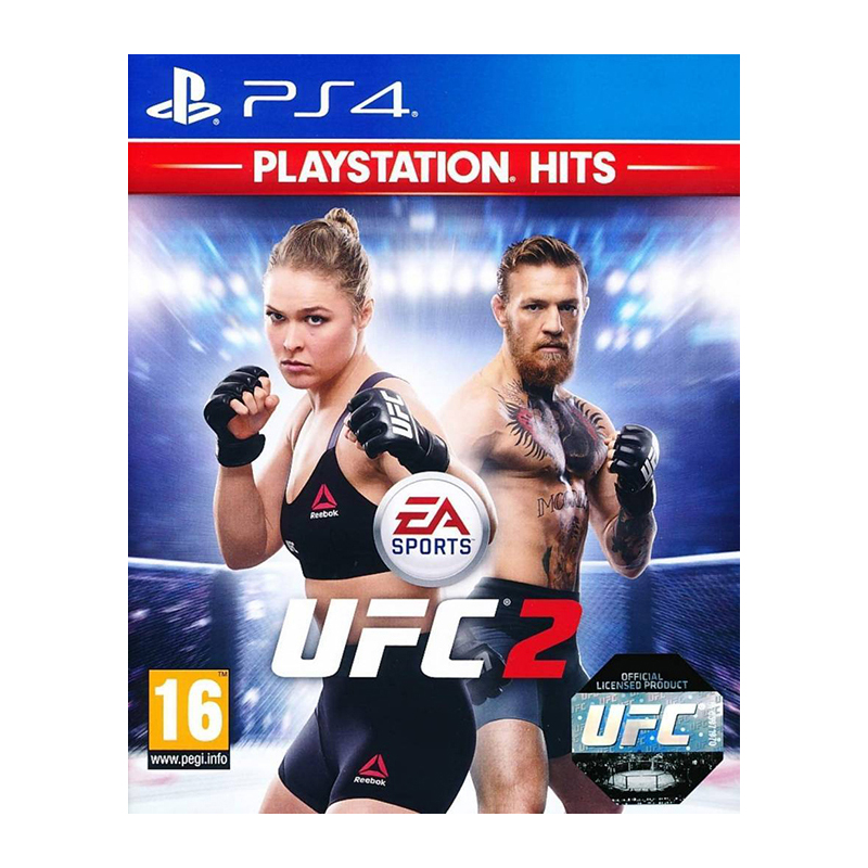 Game Deals Sony Playstation 4 UFC 2
