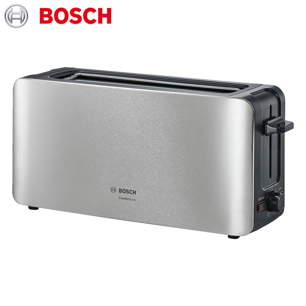 Toasters Bosch TAT6A803 home kitchen appliances cooking toaster fry bread to make toasts