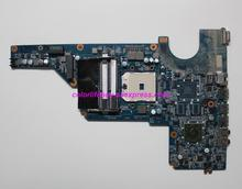 Genuine 649948-001 DA0R23MB6D1 REV:D A60M UMA Laptop Motherboard Mainboard for HP Pavilion G4 G6 G7 Series NoteBook PC
