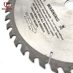 "Image 4 - 10"" 250mm Circular Saw Blade For Wood/Aluminum Cutting General Purpose 40 60 80 100 120 Teeth"