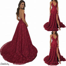 bdc53c2a05d3 Comparar precios en Sexy Wine Prom Dress - Online Shopping / Comprar ...