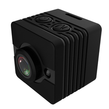 лучшая цена Waterproof Mini Camera SQ12 HD Sport ActionCamera Night Vision Camcorder 1080P DV Video Recorder Infrared Camera Moti