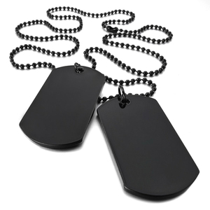 2 PCS Alloy Pendant Necklace P