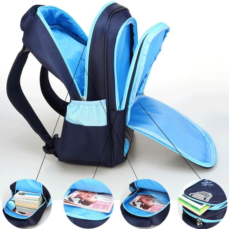 Kids Schoolbags for Boys Girls Orthopedic Backpack Bookbags Children Capacity Travel Primary Escolar Satchel Mochila Infantil in School Bags from Luggage Bags