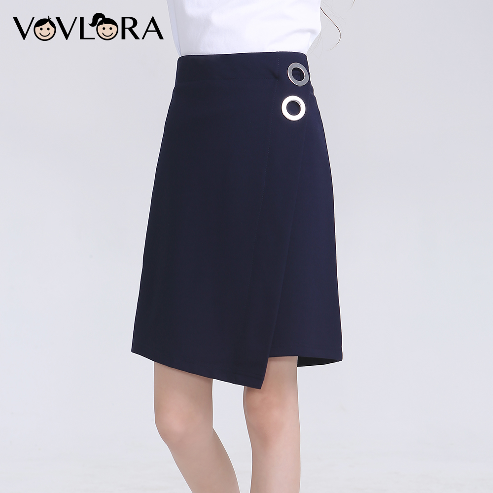 2018 School Girls Skirts Formal Knitted Kids Skirt Teenage Asymmetric Children Clothes Autumn Size 9 10 11 12 13 14 Years