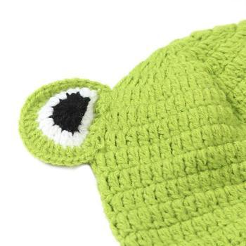 Crochet Beanie Set 1